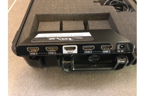 HDMI Splitter - 4 port