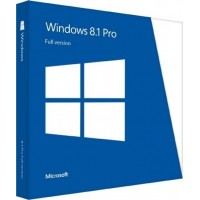 Windows 8.1 Pro 32/64 BIT OEM