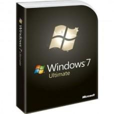 Windows 7 Ultimate 32/64 BIT OEM