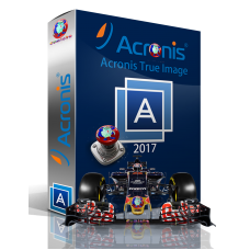 Acronis True Image 2017 1-PC/MAC