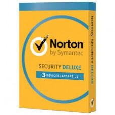 Norton Security Deluxe 3-toestellen 1 jaar