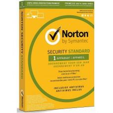 Norton Security Standaard 1-toestel 1 jaar