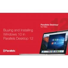Parallels Desktop 12 voor Mac (ENG)