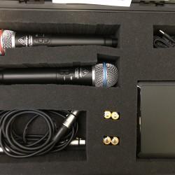 Nieuw aanbod microfoons