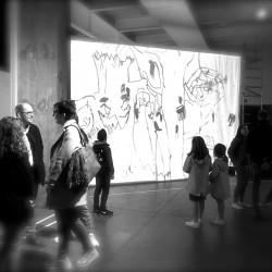 Expo ENTER van de Academie Ieper
