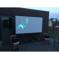 Bioscoopset MEDI (beamer+scherm+klank)