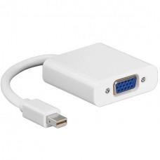 Mini DisplayPort/Thunderbolt naar VGA verloopkabel - 0,20 meter