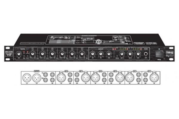 Microfoon Mixer MMX 602