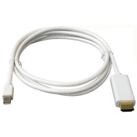 Thunderbolt of Mini Displayport naar HDMI kabel